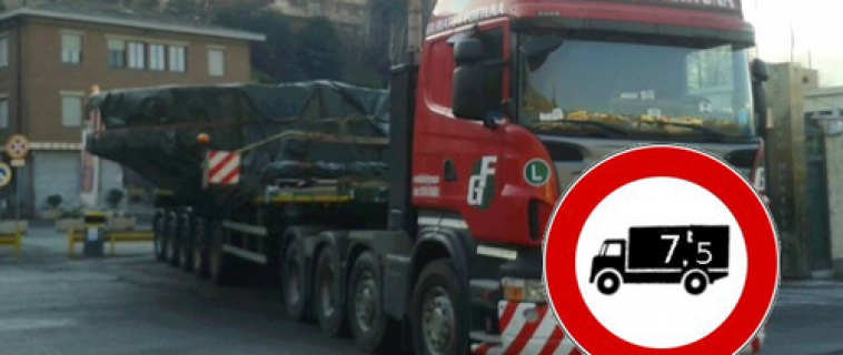 Limitazioni per la circolazione dei mezzi pesanti – Rischi e Sanzioni previste