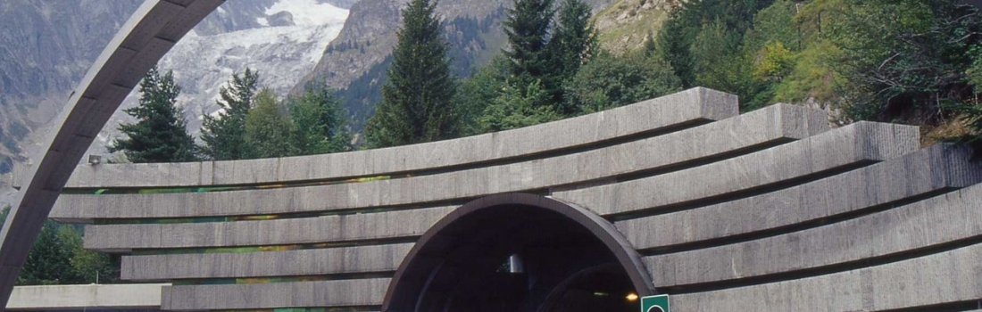 Communication Mont Blanc Tunnel: closings and EURO 4 ban